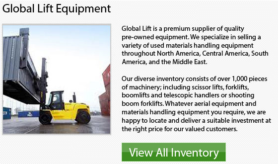 Used Forklifts Minnesota - Great Selection of Brands for various types of Equipment